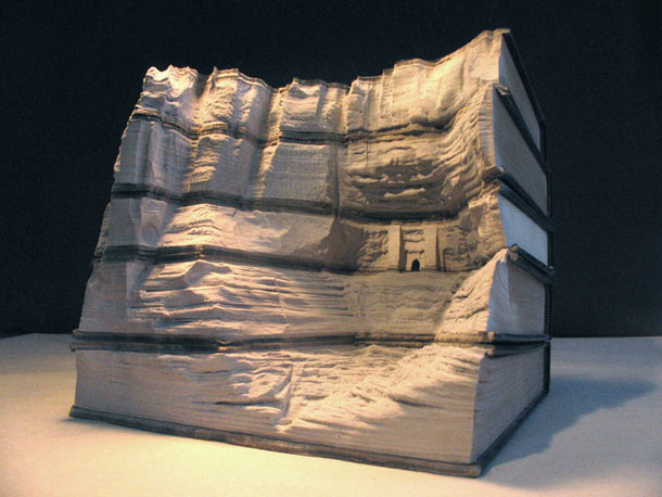 Carved Landscapes in Books by Guy Laramee: guy_laramee_25_20111222_1294014780.jpg