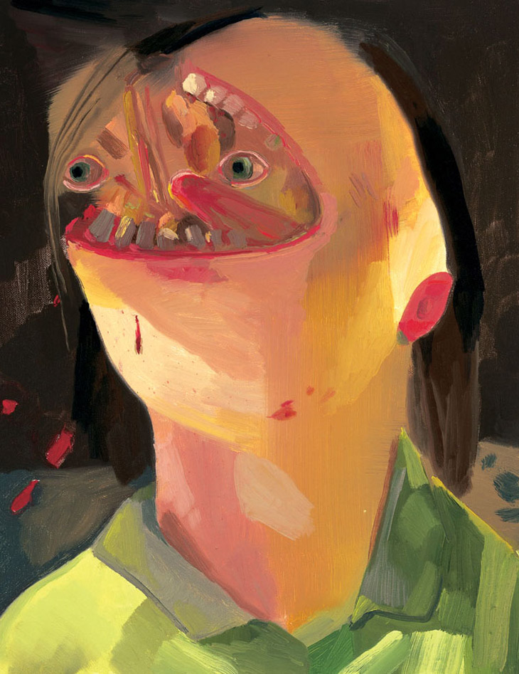 Paintings by Dana Schutz: dana_schutz_3_20111226_1556256220.jpg