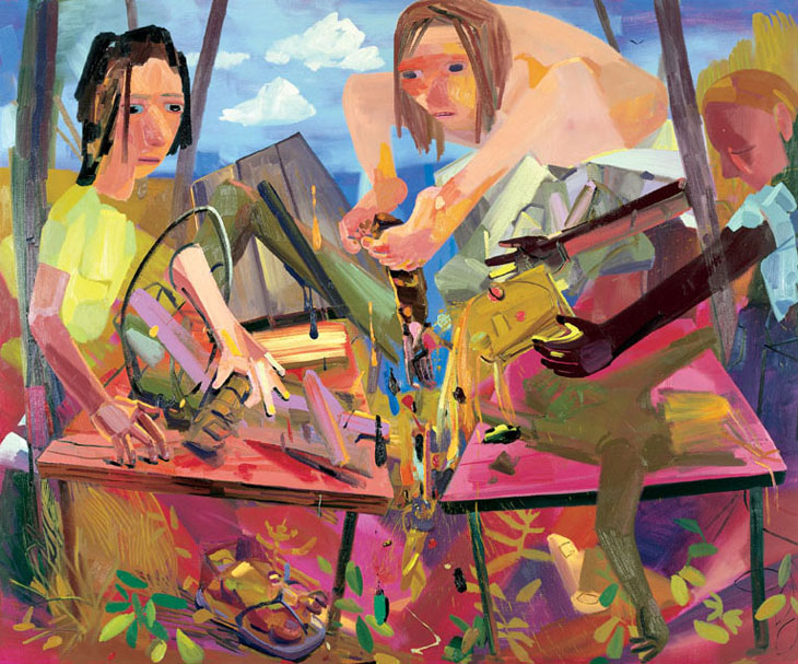 Paintings by Dana Schutz: dana_schutz_4_20111226_1653378219.jpg