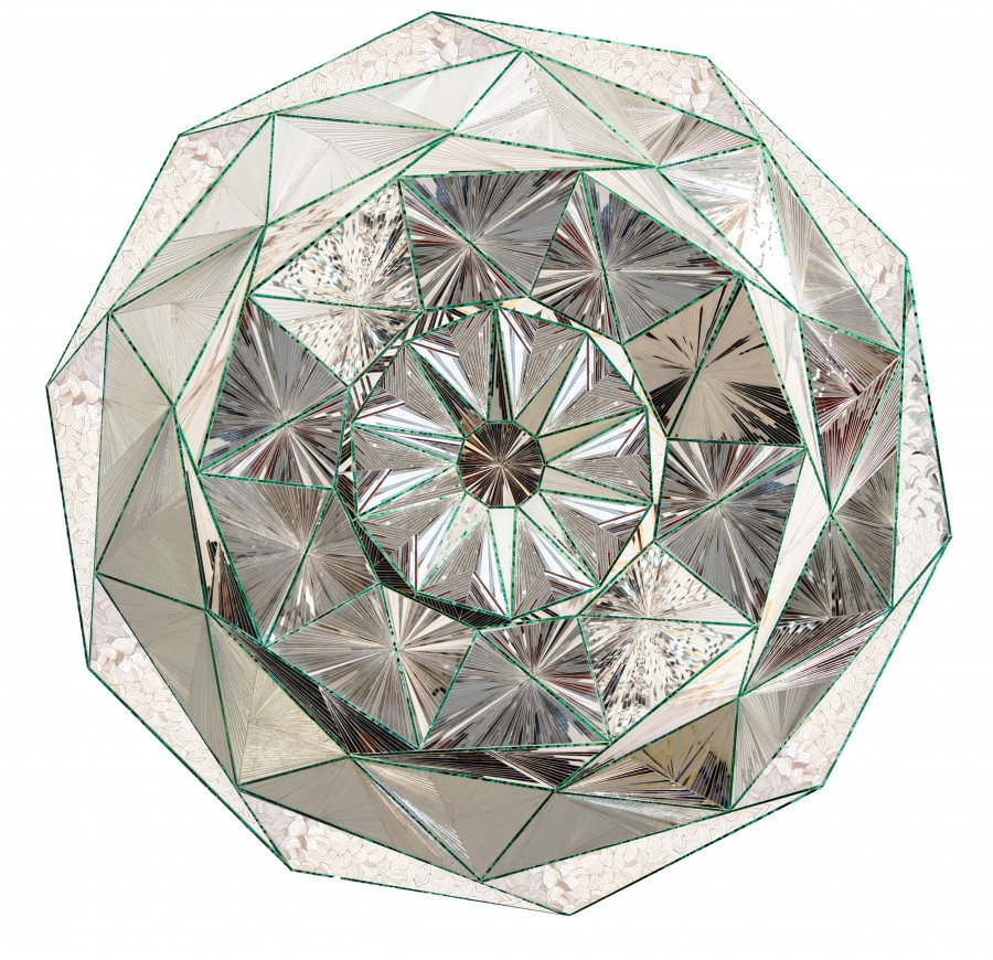 The Work of Monir Farmanfarmaian: Juxtapoz-Farmanfarmaian00.jpg