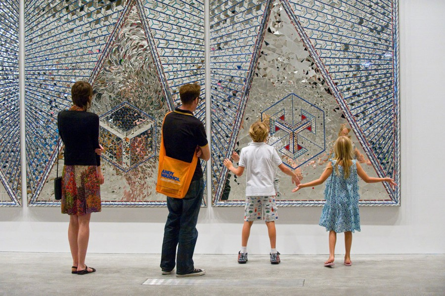 The Work of Monir Farmanfarmaian: Juxtapoz-Farmanfarmaian03.jpg