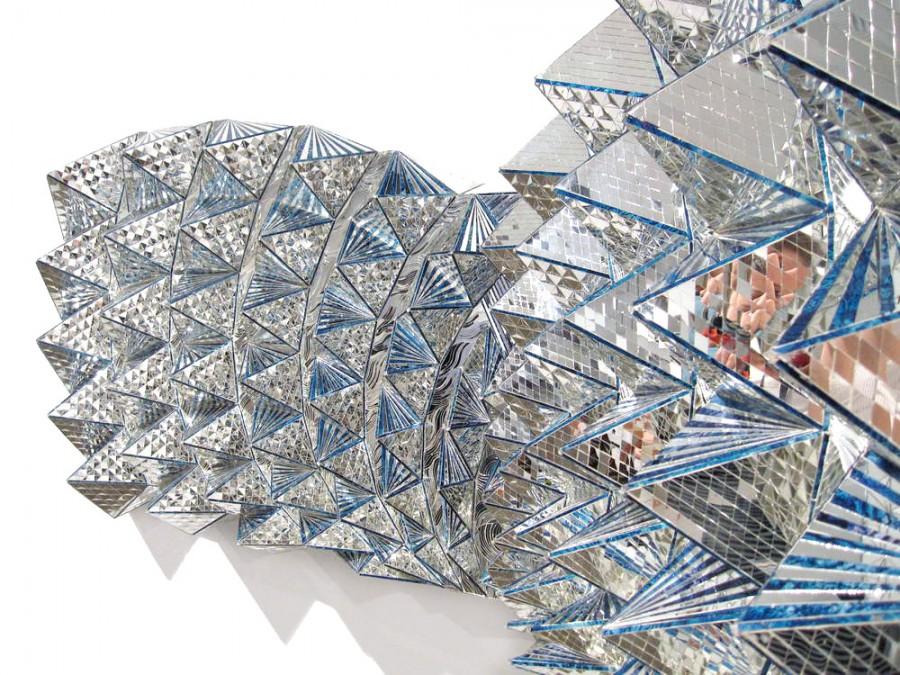 The Work of Monir Farmanfarmaian: Juxtapoz-Farmanfarmaian05.jpg