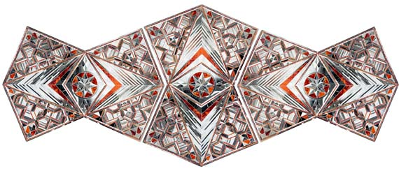 The Work of Monir Farmanfarmaian: Juxtapoz-Farmanfarmaian07.jpg