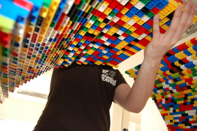 9-Foot LEGO Wall to Divide An Office: lego_wall_25_20120107_1329142713.jpg