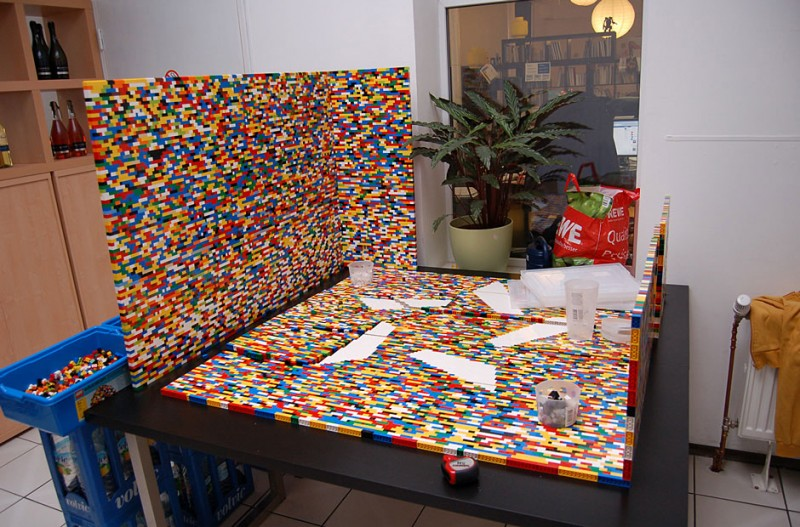 9-Foot LEGO Wall to Divide An Office: lego_wall_6_20120107_1027840640.jpg