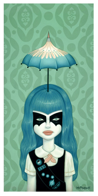 "Tara McPherson ""Somewhere Under The Rainbow"" Print Set Release: tara_rainbow_10_20120111_1295445496.png"