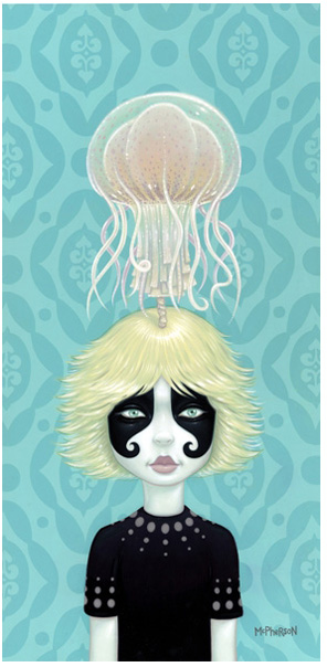 "Tara McPherson ""Somewhere Under The Rainbow"" Print Set Release: tara_rainbow_4_20120111_1055562213.png"