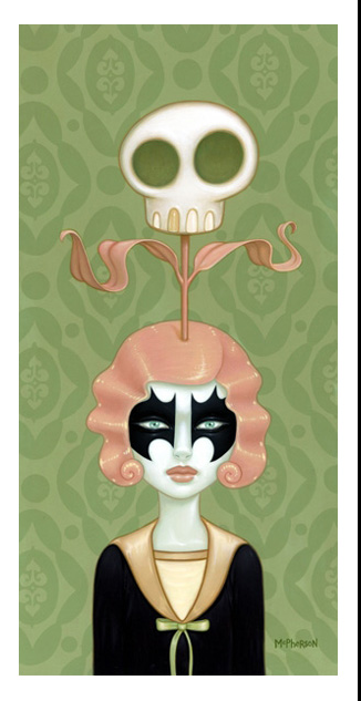 "Tara McPherson ""Somewhere Under The Rainbow"" Print Set Release: tara_rainbow_5_20120111_1247389326.png"
