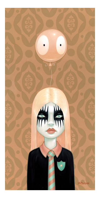 "Tara McPherson ""Somewhere Under The Rainbow"" Print Set Release: tara_rainbow_7_20120111_1550917082.png"