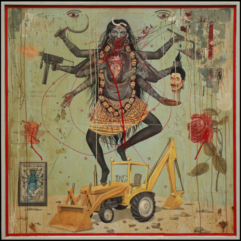"Ravi Zupa ""Nothing Teaches Needs"" @ The Outsiders, London: ravi_zupa_1_20120111_1798421598.jpg"
