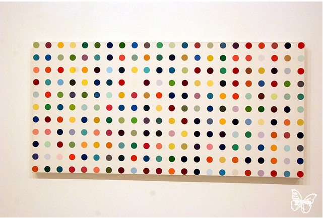 Opening: Damien Hirst Spot Paintings @ Gagosian, Paris: hirst_in_paris_10_20120117_1185887387.png