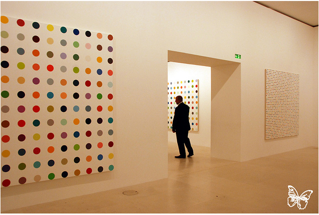 Opening: Damien Hirst Spot Paintings @ Gagosian, Paris: hirst_in_paris_13_20120117_1990110331.png