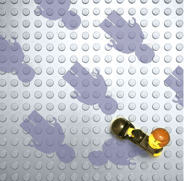 LEGOS as Album Cover Art by Aaron Savage: lego_cover_art_20_20120118_1178883732.jpg
