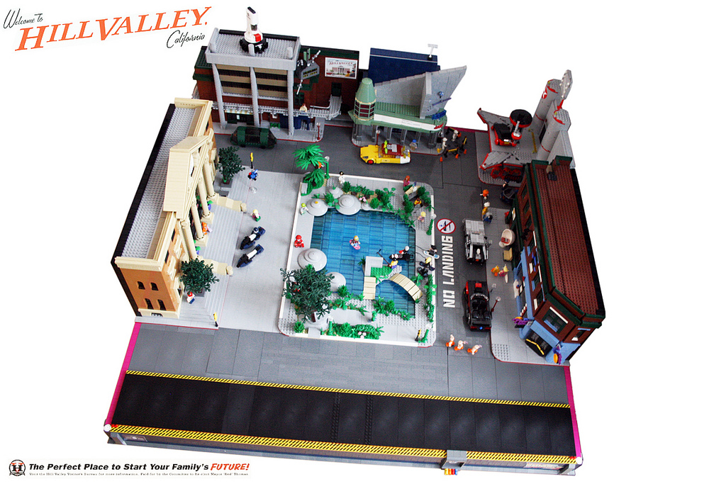 Back to the Future, Hill Valley, 2015 AD, in LEGOS: hill_valley_in_legos_3_20120202_1624640432.jpg