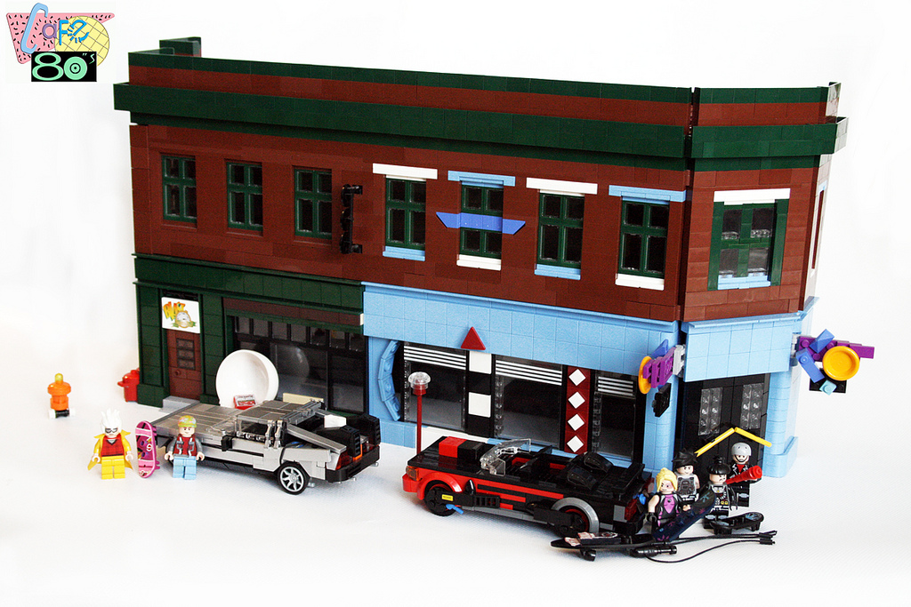 Back to the Future, Hill Valley, 2015 AD, in LEGOS: hill_valley_in_legos_5_20120202_1736382883.jpg