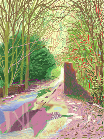 """A Bigger Picture"": David Hockney @ Royal Academy of Arts, London: david_hockney_at_royal_academy_of_arts_6_20120203_1871913313.jpg"