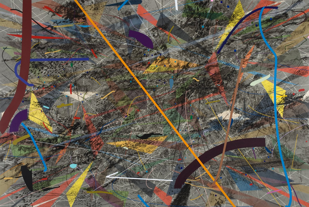 Paintings by Julie Mehretu: Juxtapoz-JulieMehretu00.png