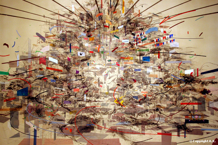 Paintings by Julie Mehretu: Juxtapoz-JulieMehretu04.jpg