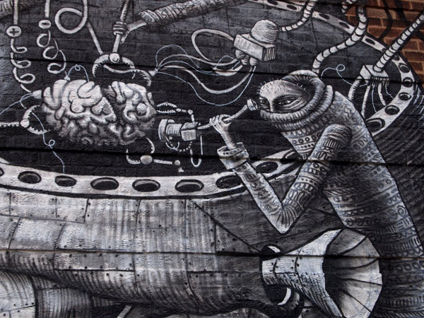 Giant Robot under construction by Phlegm: phlegm_new_wall_1_20120206_1616909456.jpg