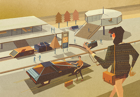 In the Future: Illustrations by Matthew Lyons: matthewlyons_1_20120206_1230474541.jpg