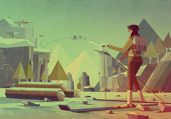 In the Future: Illustrations by Matthew Lyons: matthewlyons_2_20120206_1194424650.jpg