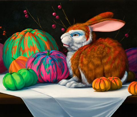 Bright, Bizarre, Beautiful: Paintings by Laurie Hogin: laurie_hogin_19_20120206_1448223023.jpg