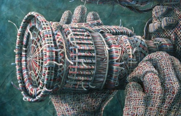 """Woven"" Oil Works by Alexi Torres: alexi_torres_18_20120208_1816242696.jpg"