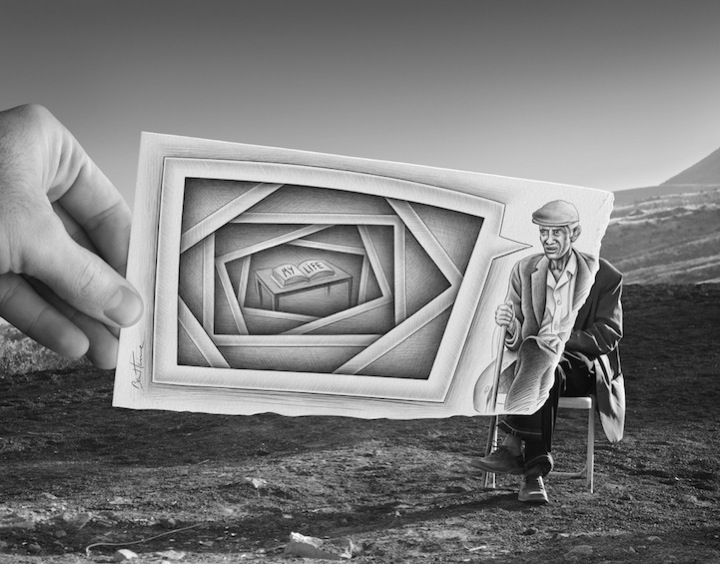Pencil Vs Camera by Ben Heine: pencil_vs_camera_20_20120208_2043361710.jpg