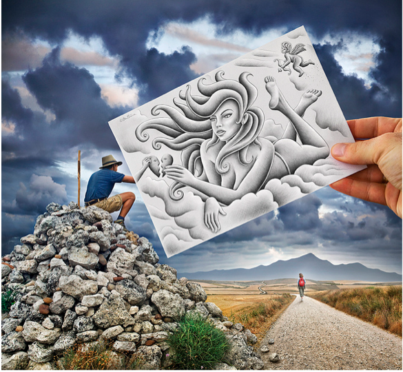 Pencil Vs Camera by Ben Heine: pencil_vs_camera_21_20120208_1361448532.png