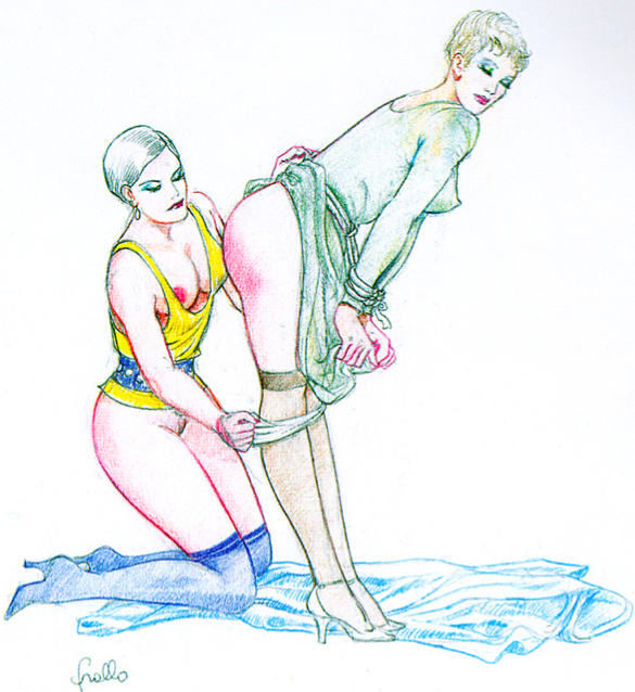 Leone Frollos Erotic Watercolors: leone_frollo_11_20120215_1500419931.png