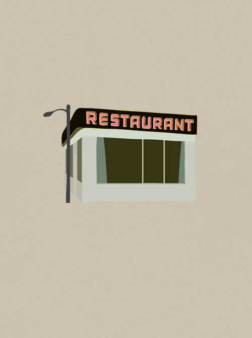 Seinfood: Illustrations Inspired by Seinfeld Food by Rinee Shah: seinfood_11_20120215_1741998578.jpg