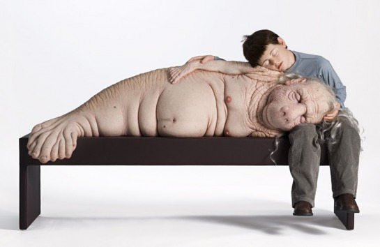 The Eerie Mixed-Media Sculptures of Patricia Piccinini: patricia_piccinini_2_20120218_2005118577.jpg
