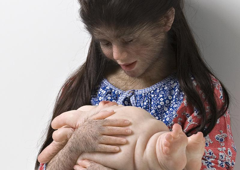 The Eerie Mixed-Media Sculptures of Patricia Piccinini: patricia_piccinini_7_20120218_1050324092.jpg