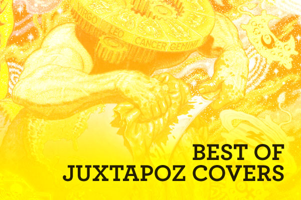The Top 25 Juxtapoz Covers of All-Time (According to Us) : 01.jpg