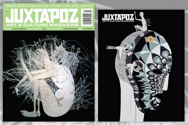 The Top 25 Juxtapoz Covers of All-Time (According to Us) : 02.jpg