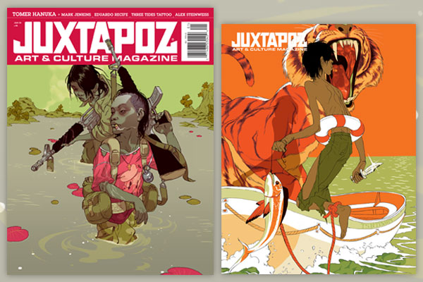 The Top 25 Juxtapoz Covers of All-Time (According to Us) : 04.jpg