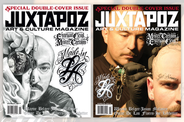The Top 25 Juxtapoz Covers of All-Time (According to Us) : 05.jpg