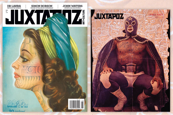 The Top 25 Juxtapoz Covers of All-Time (According to Us) : 07.jpg