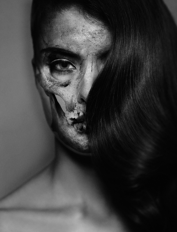"Skull Portraits: ""Intuition"" by Carsten Witte (NSFW): carsten_witte_18_20120223_1435138267.jpg"