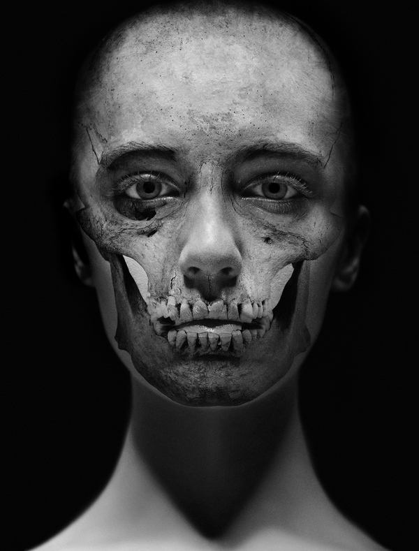 "Skull Portraits: ""Intuition"" by Carsten Witte (NSFW): carsten_witte_2_20120223_1073660243.jpg"