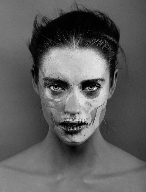 "Skull Portraits: ""Intuition"" by Carsten Witte (NSFW): carsten_witte_3_20120223_1264557073.jpg"