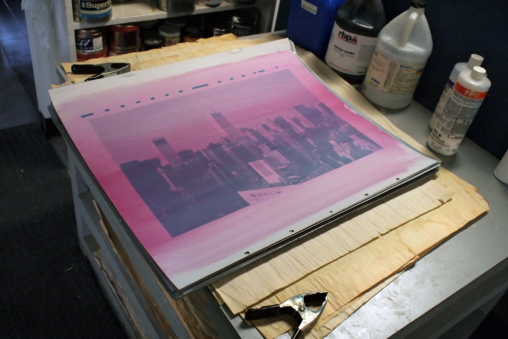 New 8-color offset lithograph by Alex Lukas (And Process Documentation): alex_lukas_process_6_20120229_1867158084.jpg