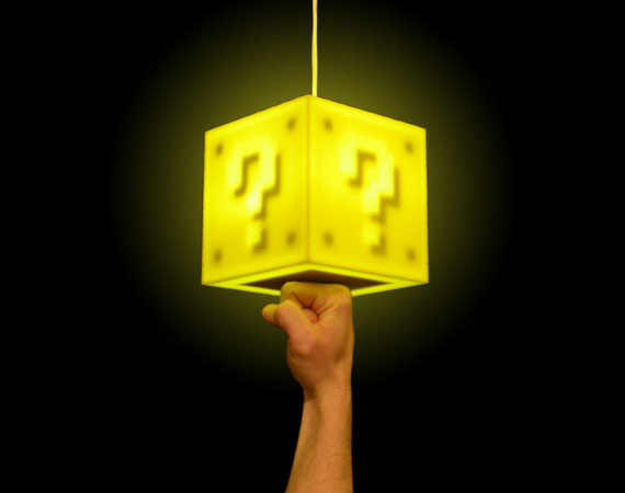 Super Mario Bros Question Box Lamp: mario_lamp_1_20120301_1208844850.jpg