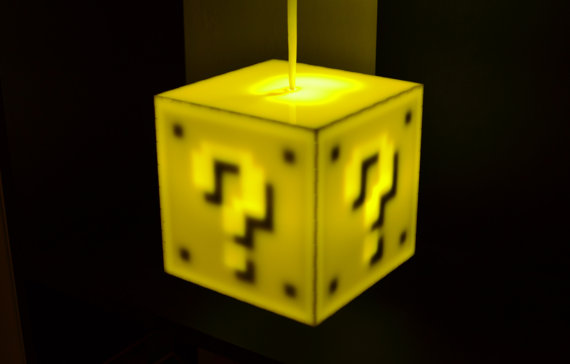 Super Mario Bros Question Box Lamp: mario_lamp_3_20120301_1026892181.jpg