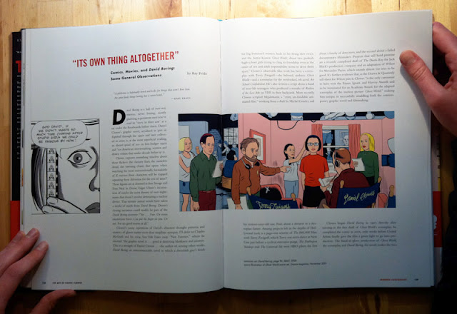 Modern Cartoonist: The Art of Daniel Clowes @ Oakland Museum of California: modern_cartoonist_10_20120306_1997180278.jpg
