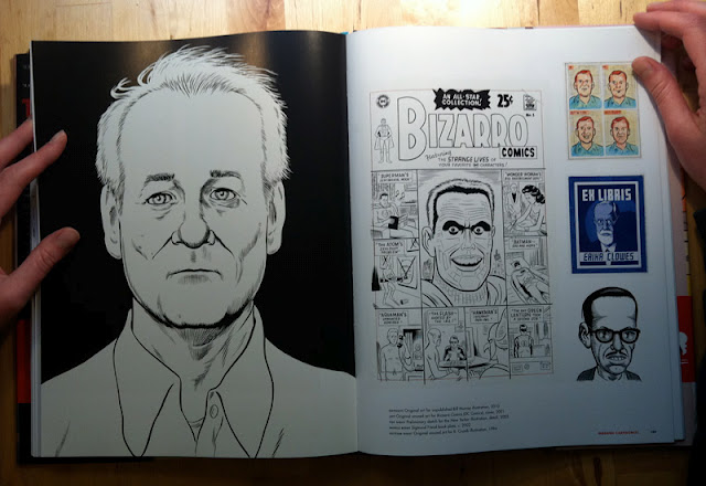 Modern Cartoonist: The Art of Daniel Clowes @ Oakland Museum of California: modern_cartoonist_13_20120306_1033072220.jpg