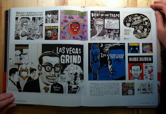 Modern Cartoonist: The Art of Daniel Clowes @ Oakland Museum of California: modern_cartoonist_14_20120306_1223502222.jpg