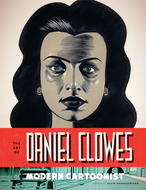 Modern Cartoonist: The Art of Daniel Clowes @ Oakland Museum of California: modern_cartoonist_1_20120306_1356169949.jpg