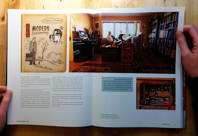 Modern Cartoonist: The Art of Daniel Clowes @ Oakland Museum of California: modern_cartoonist_4_20120306_1297328552.jpg