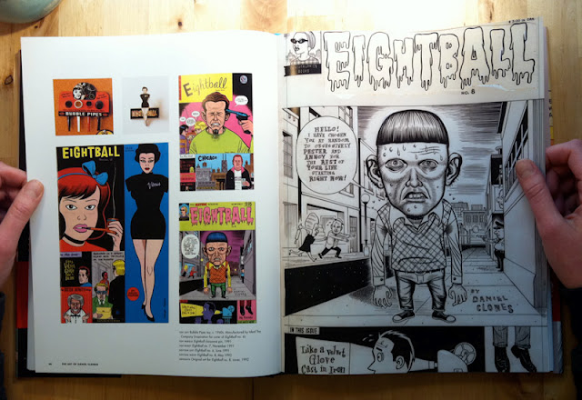 Modern Cartoonist: The Art of Daniel Clowes @ Oakland Museum of California: modern_cartoonist_6_20120306_1571000605.jpg